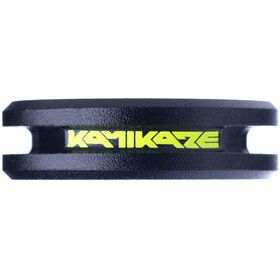Sixpack Kamikaze Sattelklemme Ø34,9mm black/neon yellow